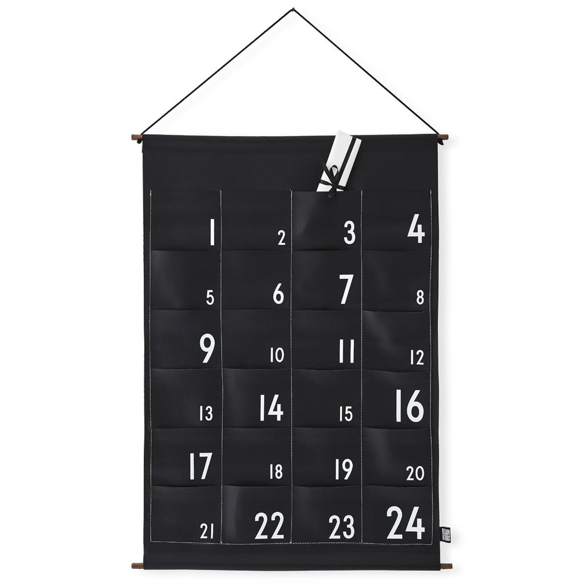 Calendar Design Letters : Day advent calendar by design letters