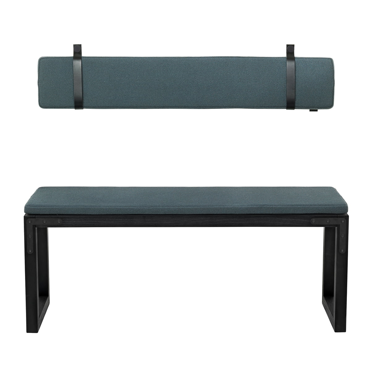 conekt bench from by lassen connox. Black Bedroom Furniture Sets. Home Design Ideas