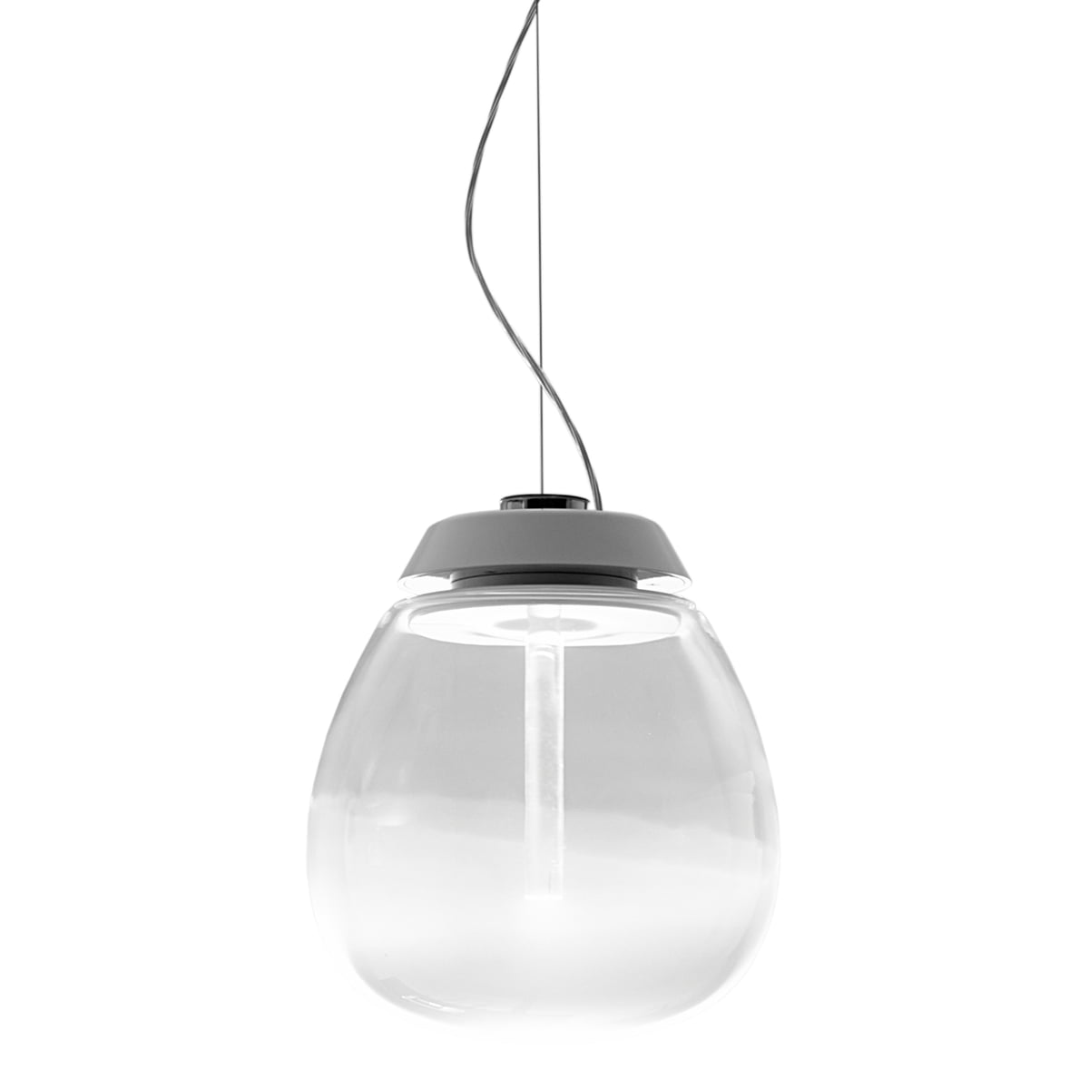 Empatia pendant lamp artemide shop artemide empatia led pendant lamp white aloadofball Choice Image