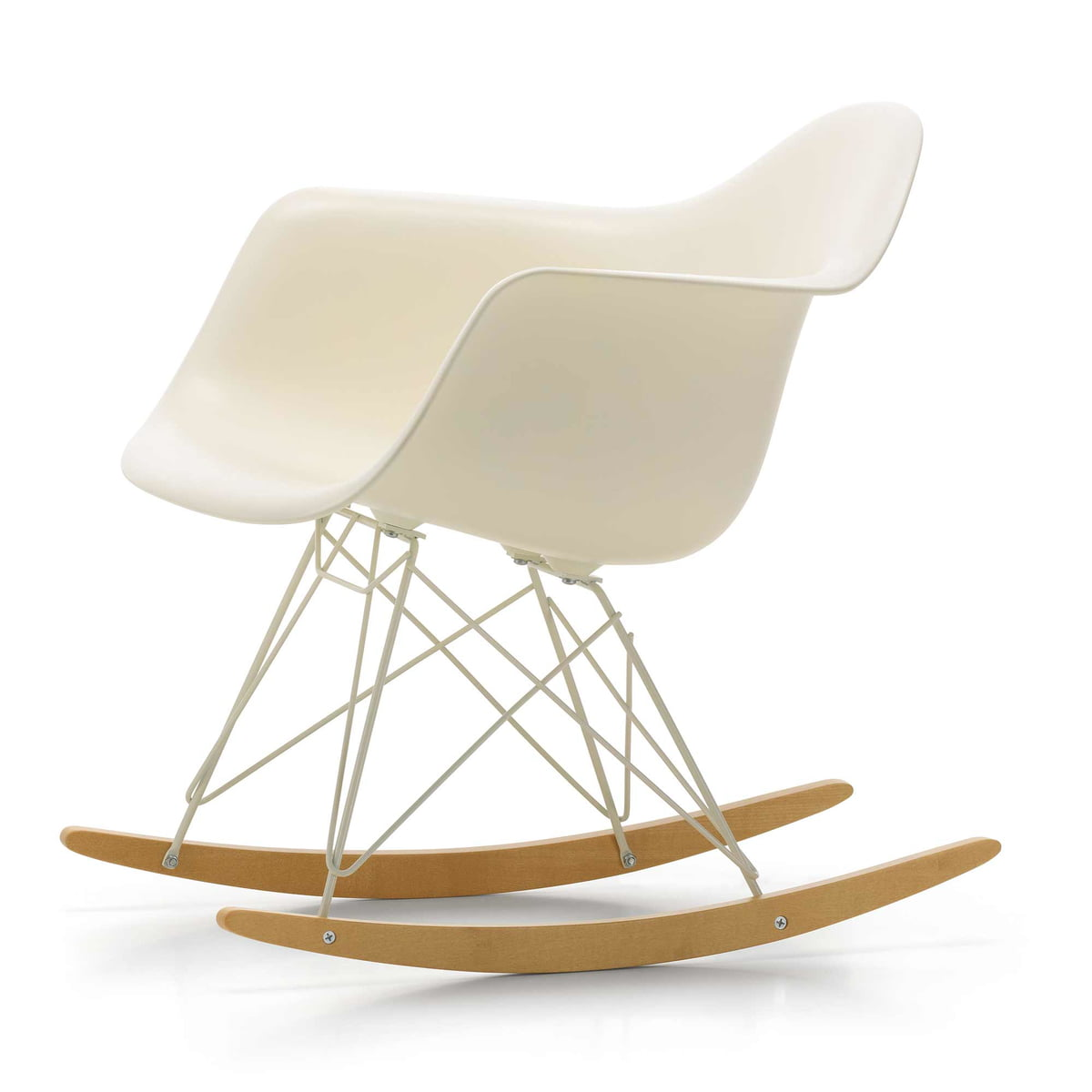 Rar rocking armchair by vitra in the shop - Rocking chair vitra ...