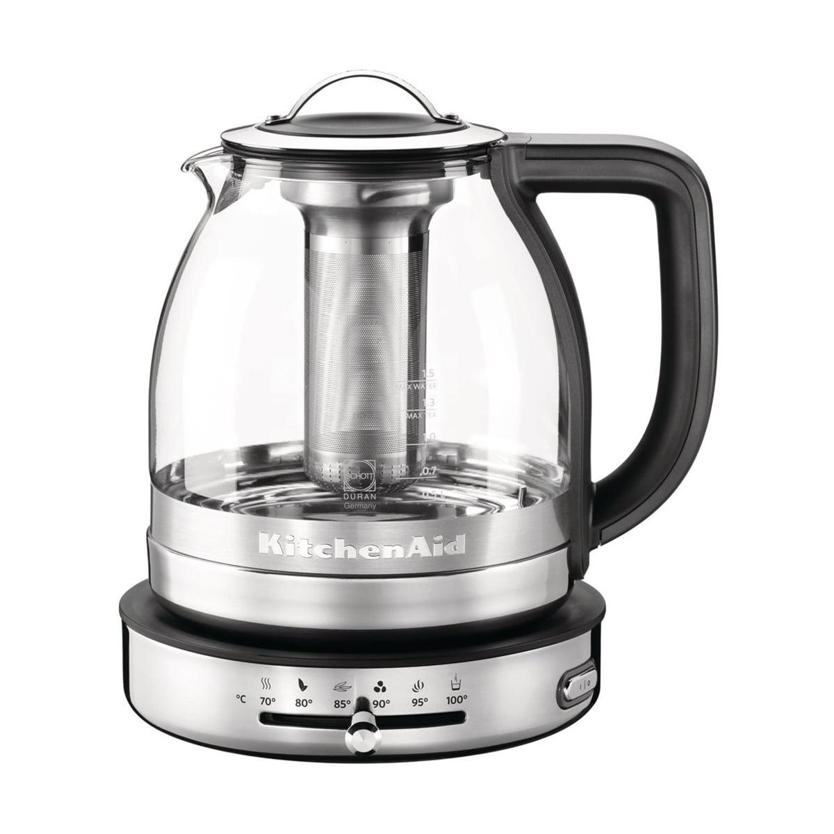 Black Kitchenaid Kettle: Artisan Tea Kettle By KitchenAid