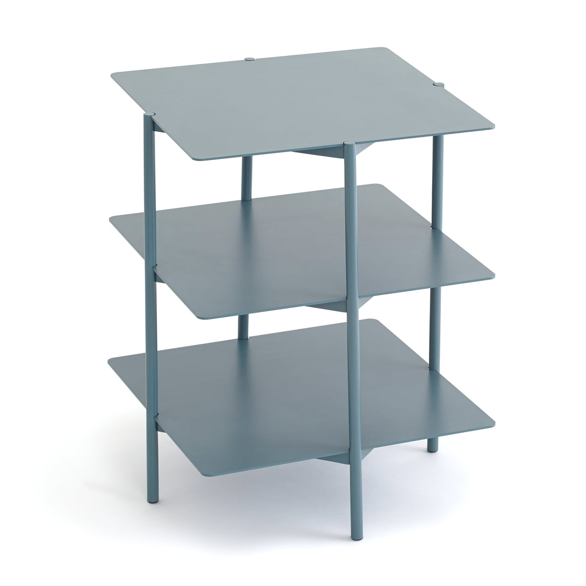 Merveilleux Umbra   Tier Side Table In Marine