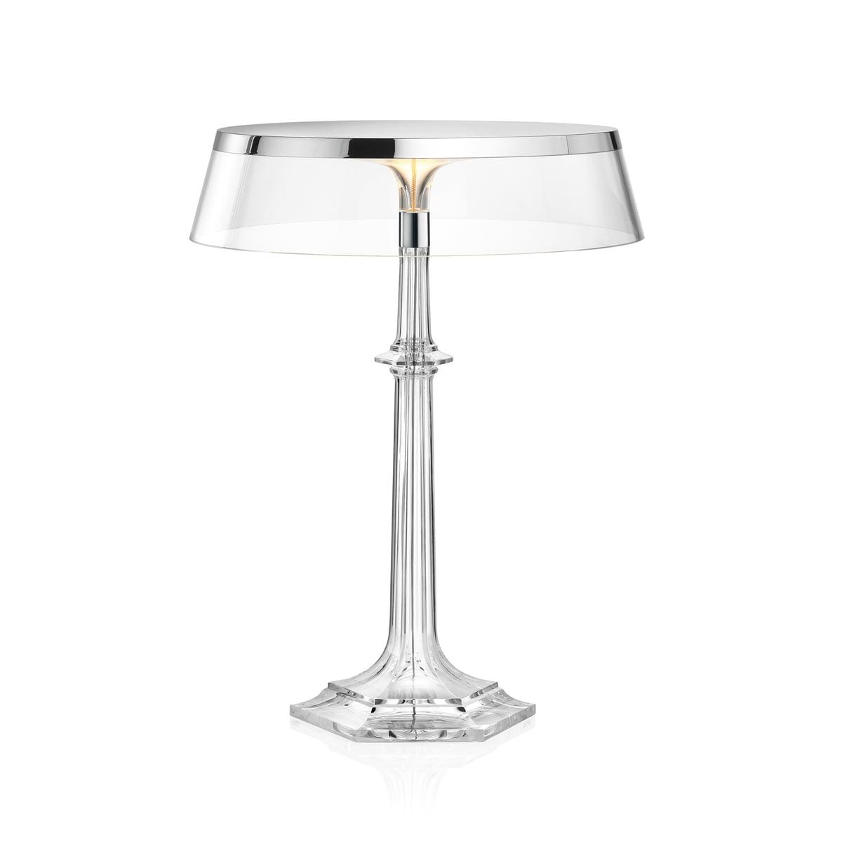 Bon jour versailles led table lamp by flos connox for Table lamp 27 cm