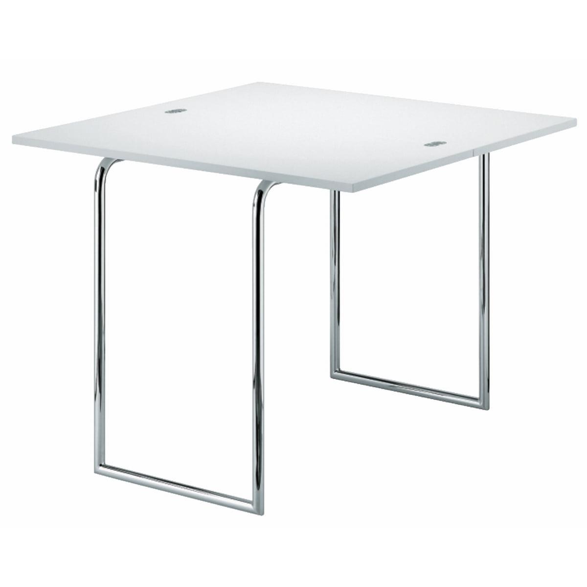 B 109 Folding Table By Thonet
