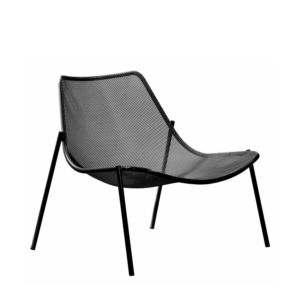Round Lounge Chair Emu