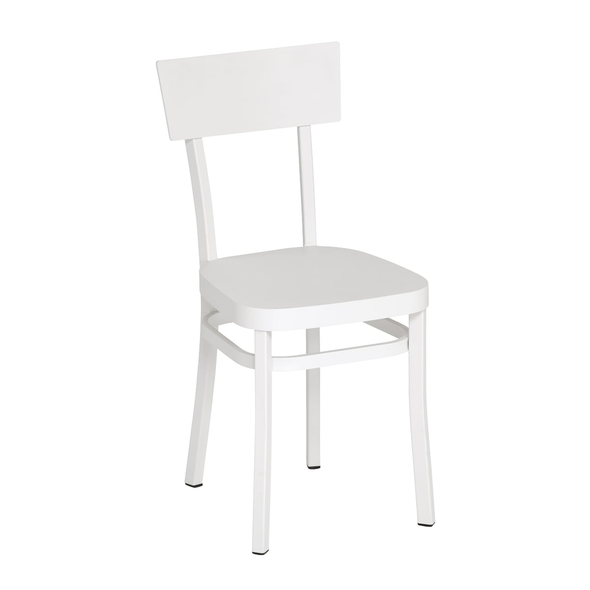 Weishäupl   Flow Bistro Chair, White