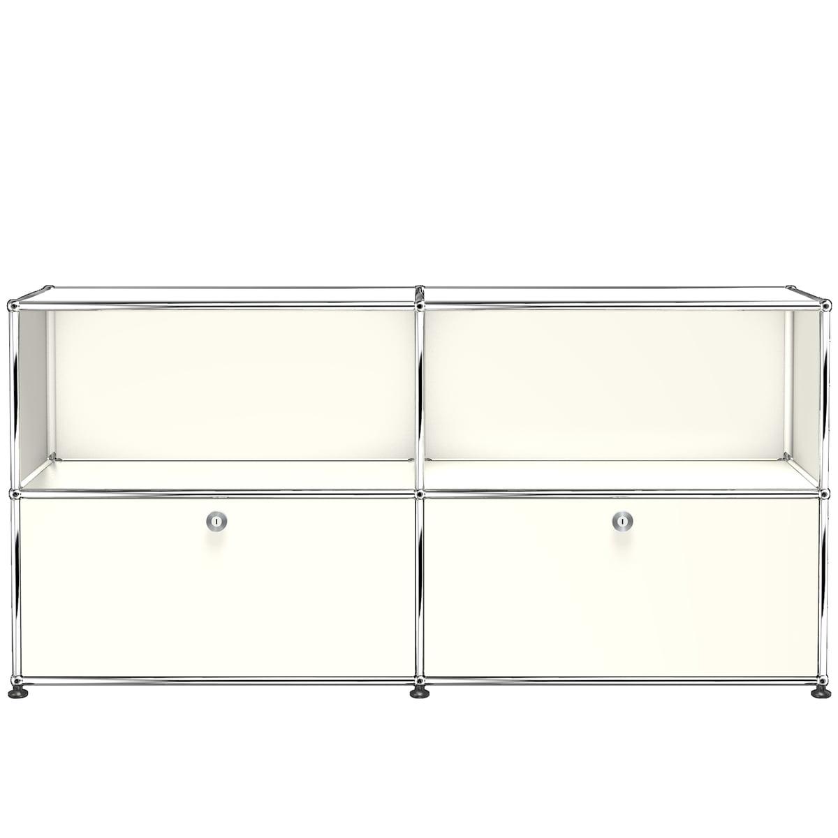 buy the usm sideboard online connox shop. Black Bedroom Furniture Sets. Home Design Ideas
