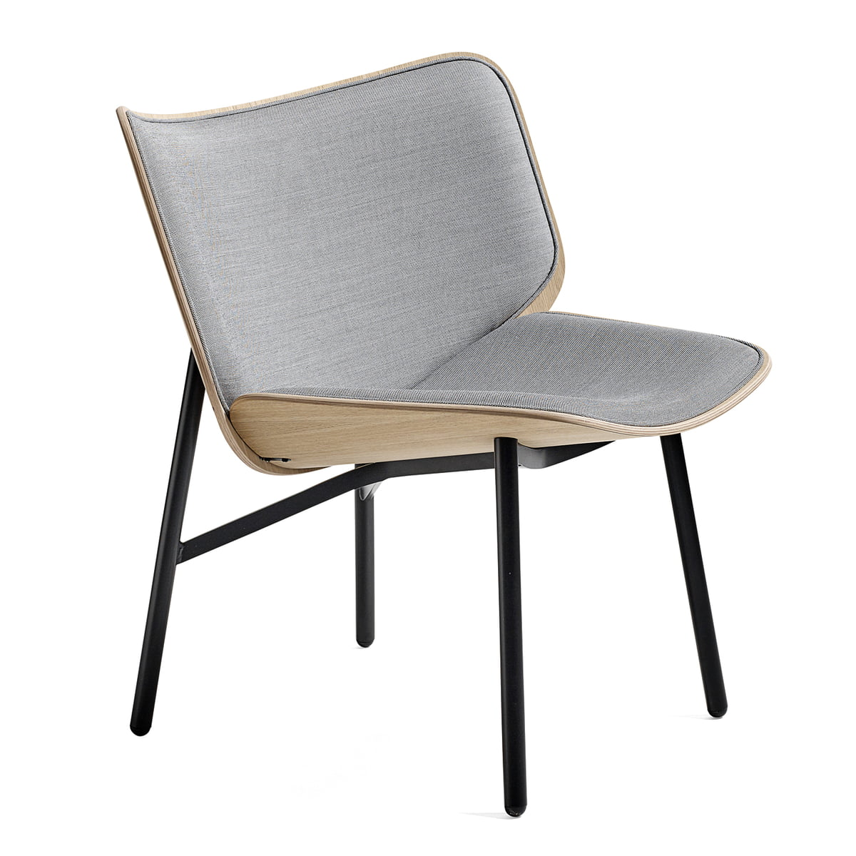 Hay Lounge Stoel.Dapper Lounge Chair By Hay Connox