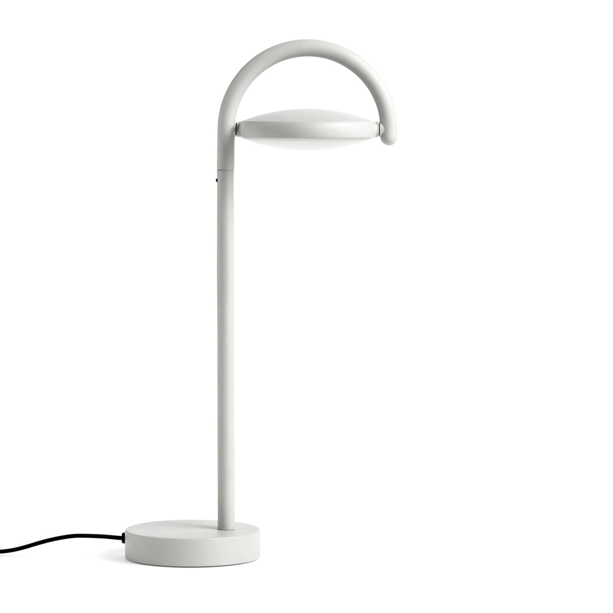 Marselis LED Table Lamp In Light Grey (RAL 7035)