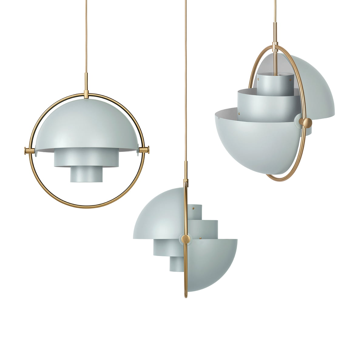 Multi-Lite Pendant Lamp by Gubi | Connox
