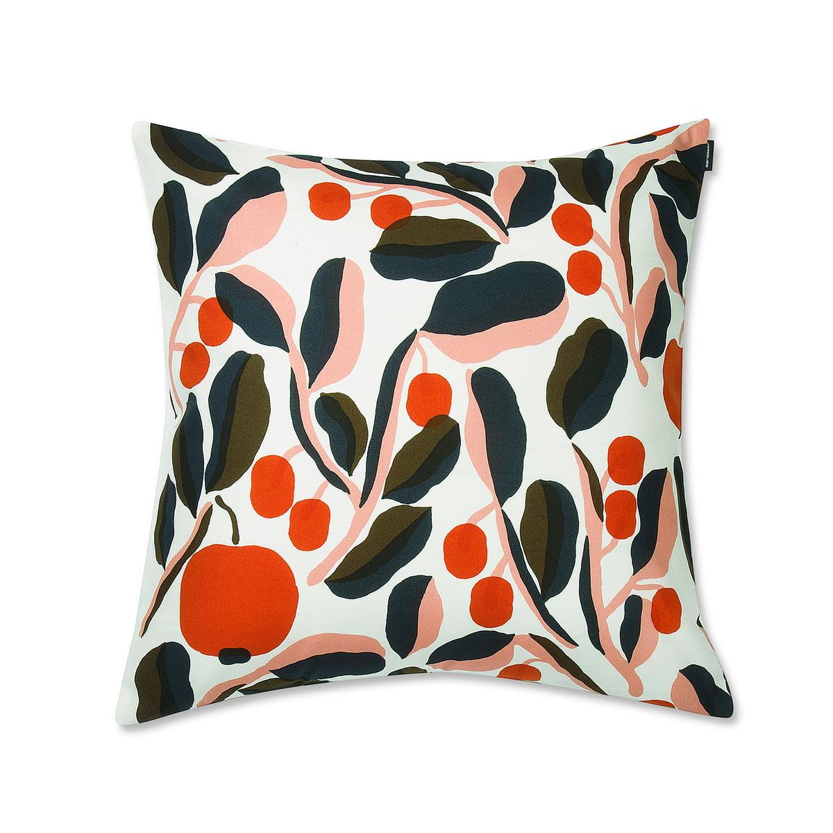 Jaspi Apple Cushion Cover By Marimekko Connox