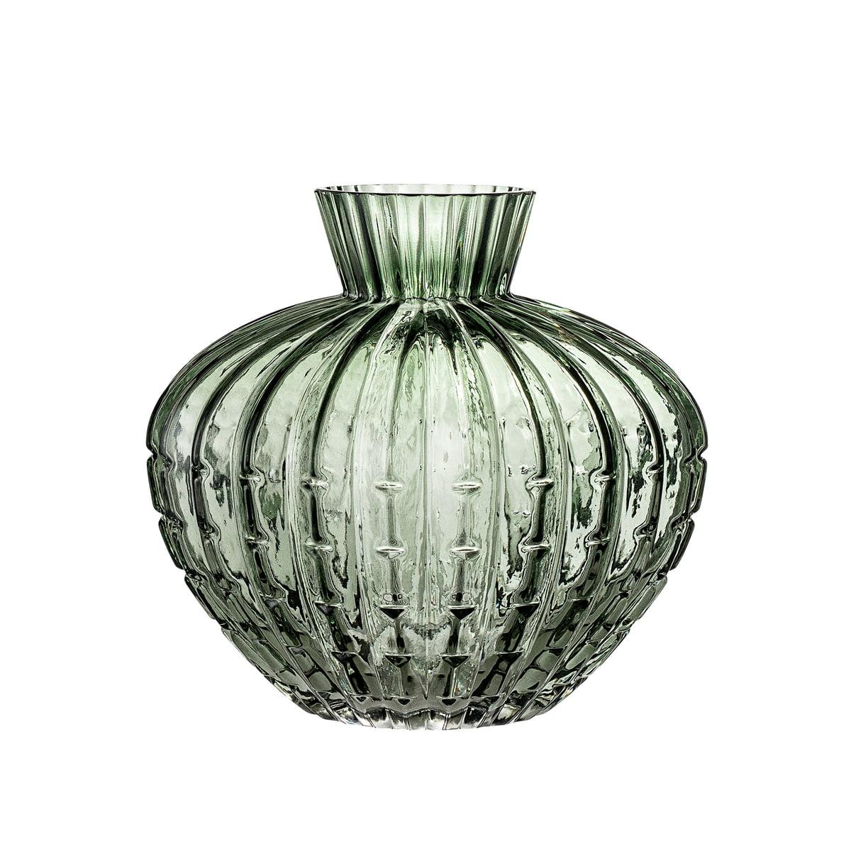 Bloomingville   glass vase   Connox