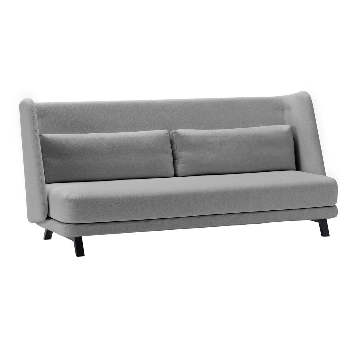Outstanding Softline Jason Sofa Bed Ash Black Vision Light Grey 445 Unemploymentrelief Wooden Chair Designs For Living Room Unemploymentrelieforg
