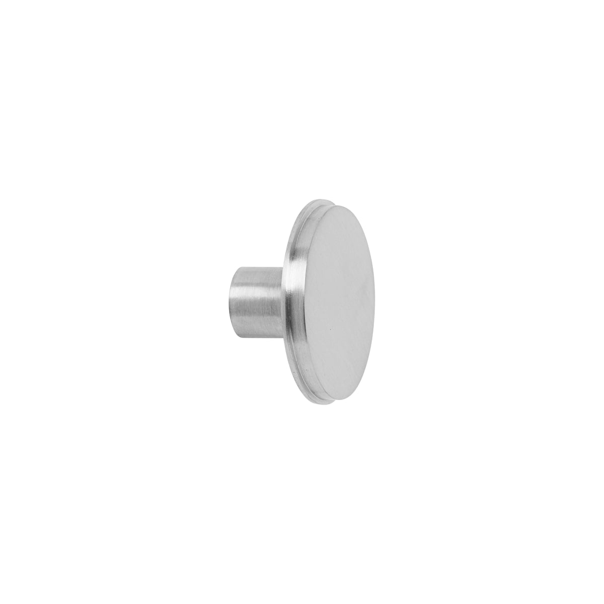 ferm living - Wall hook small, stainless steel