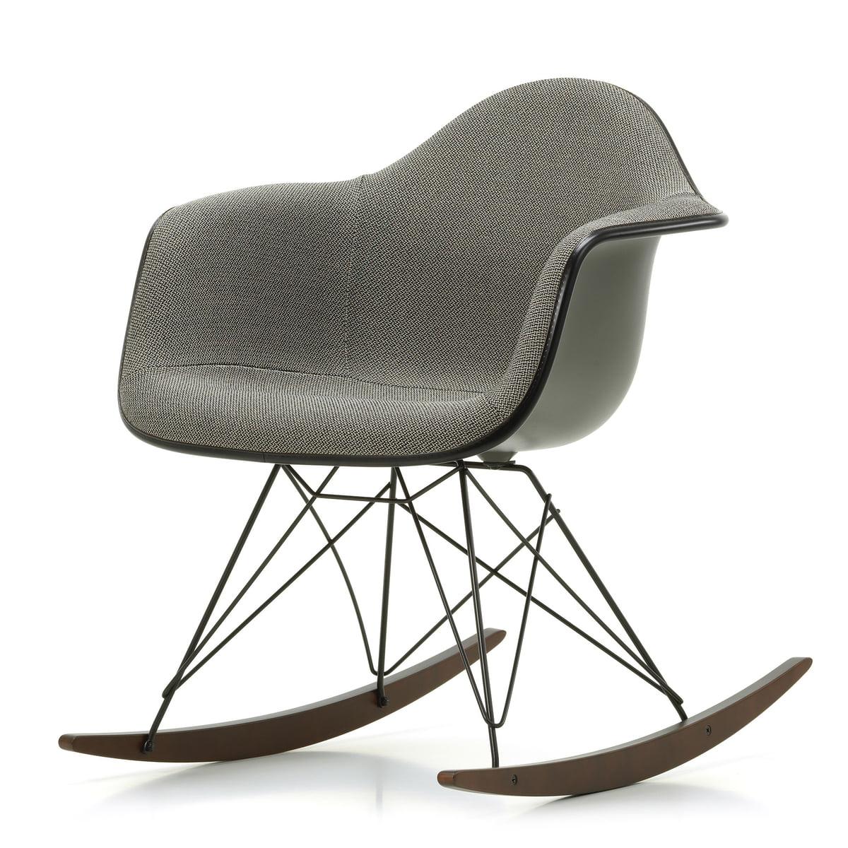 Vitra Eames Plastic Armchair Rar Padded Connox