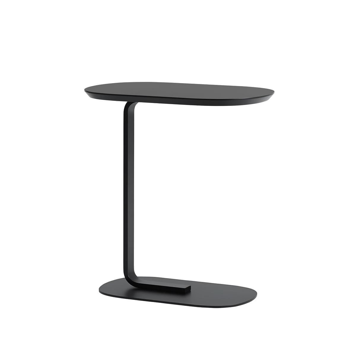 Muuto   Relate Side Table, Black