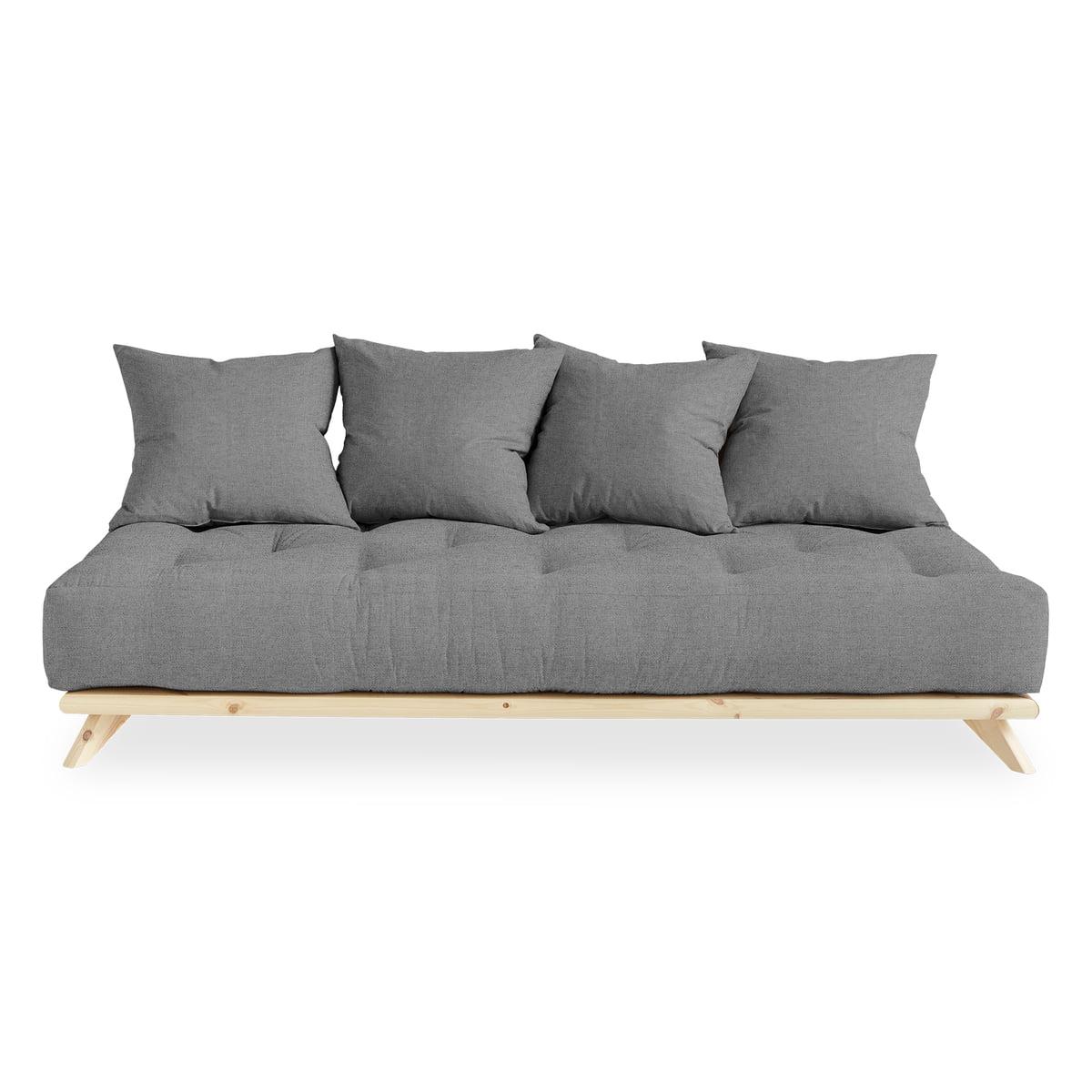 Karup Design Senza Sofa Natural Granite Grey 314