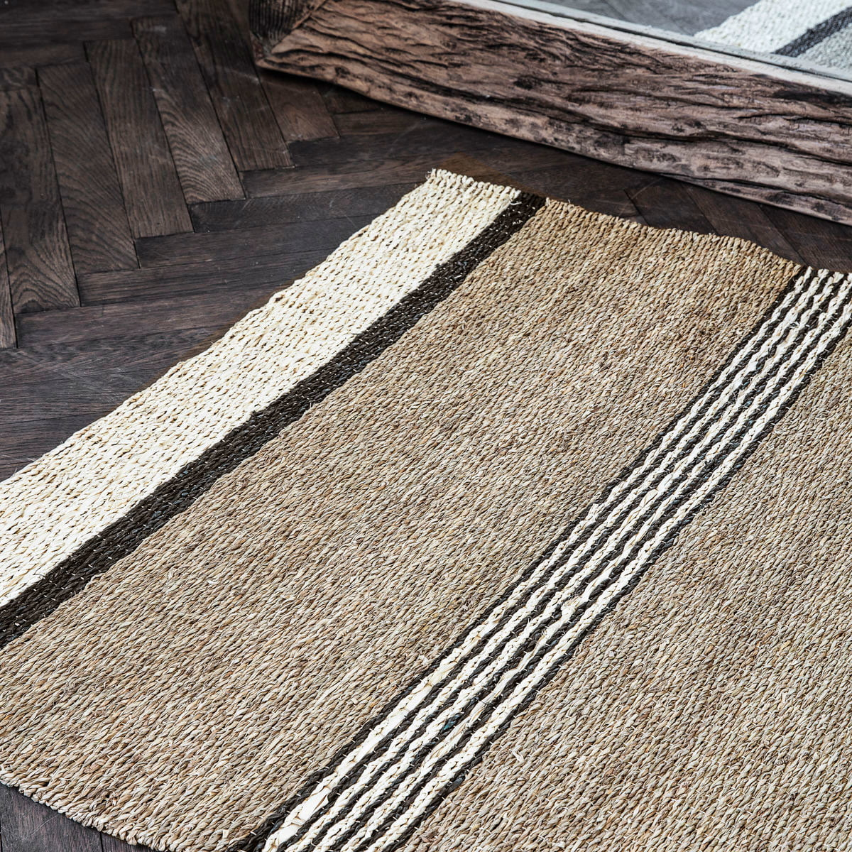 House Doctor Beach Seagrass Carpet Connox