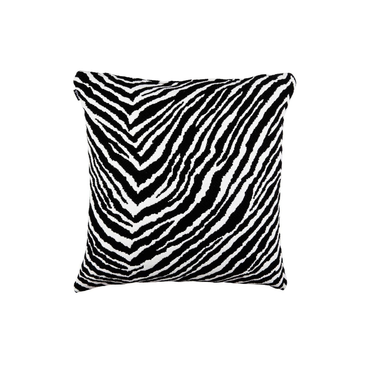 zebra print black and white cotton zebra design Tissue holder cotton case