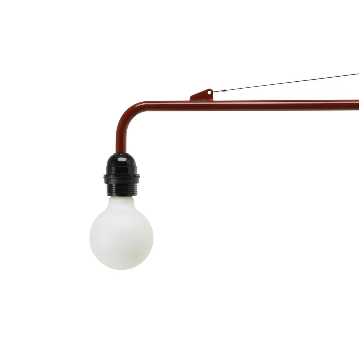 Vitra Potence Wall Lamp Black