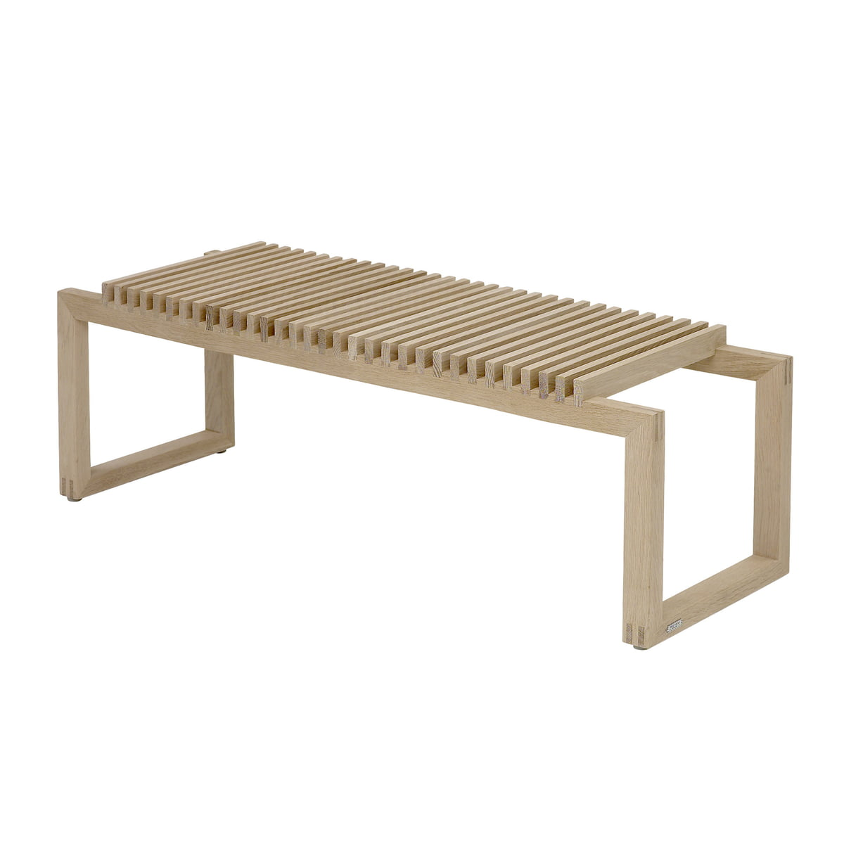 Strange Skagerak Cutter Wooden Bench Oak Wood Small Andrewgaddart Wooden Chair Designs For Living Room Andrewgaddartcom