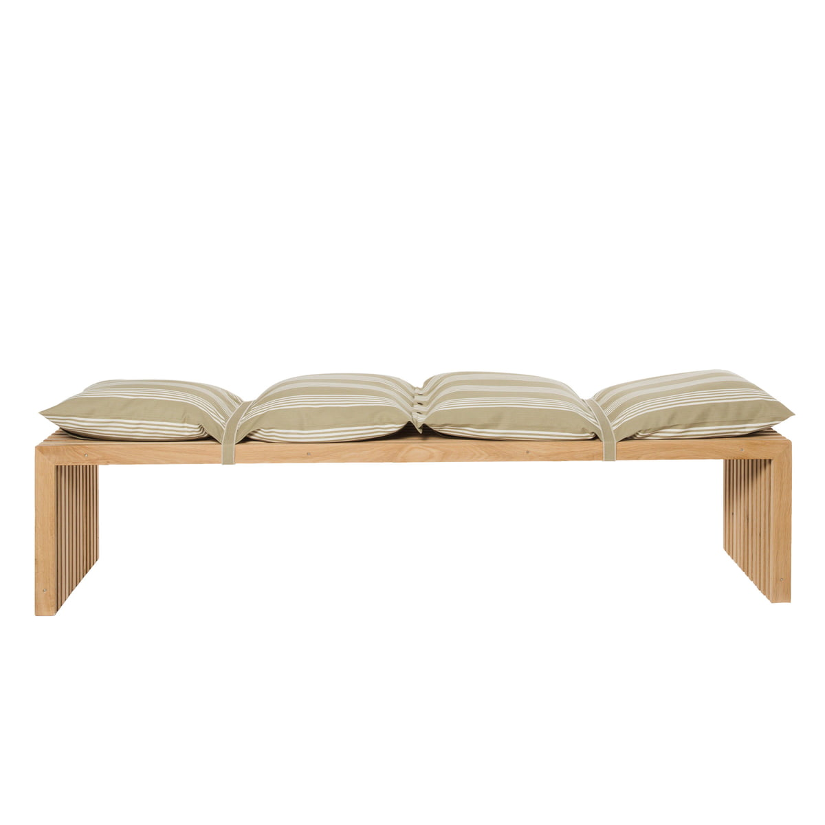 Awe Inspiring Raumgestalt Bench Made Of Oak Lamellas L 60 Cm Natural Oak Gamerscity Chair Design For Home Gamerscityorg