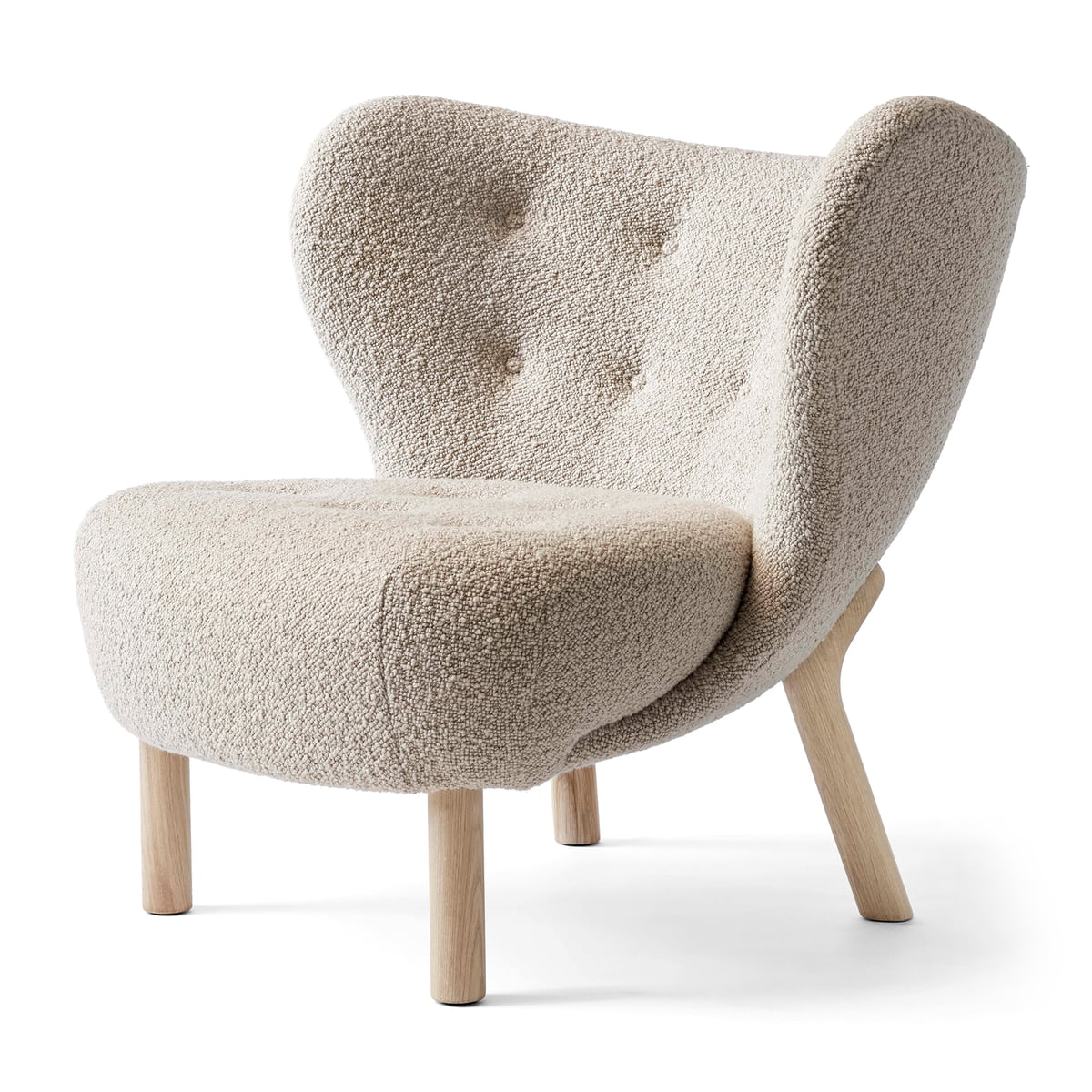 Tradition Little Petra Lounge Chair Connox