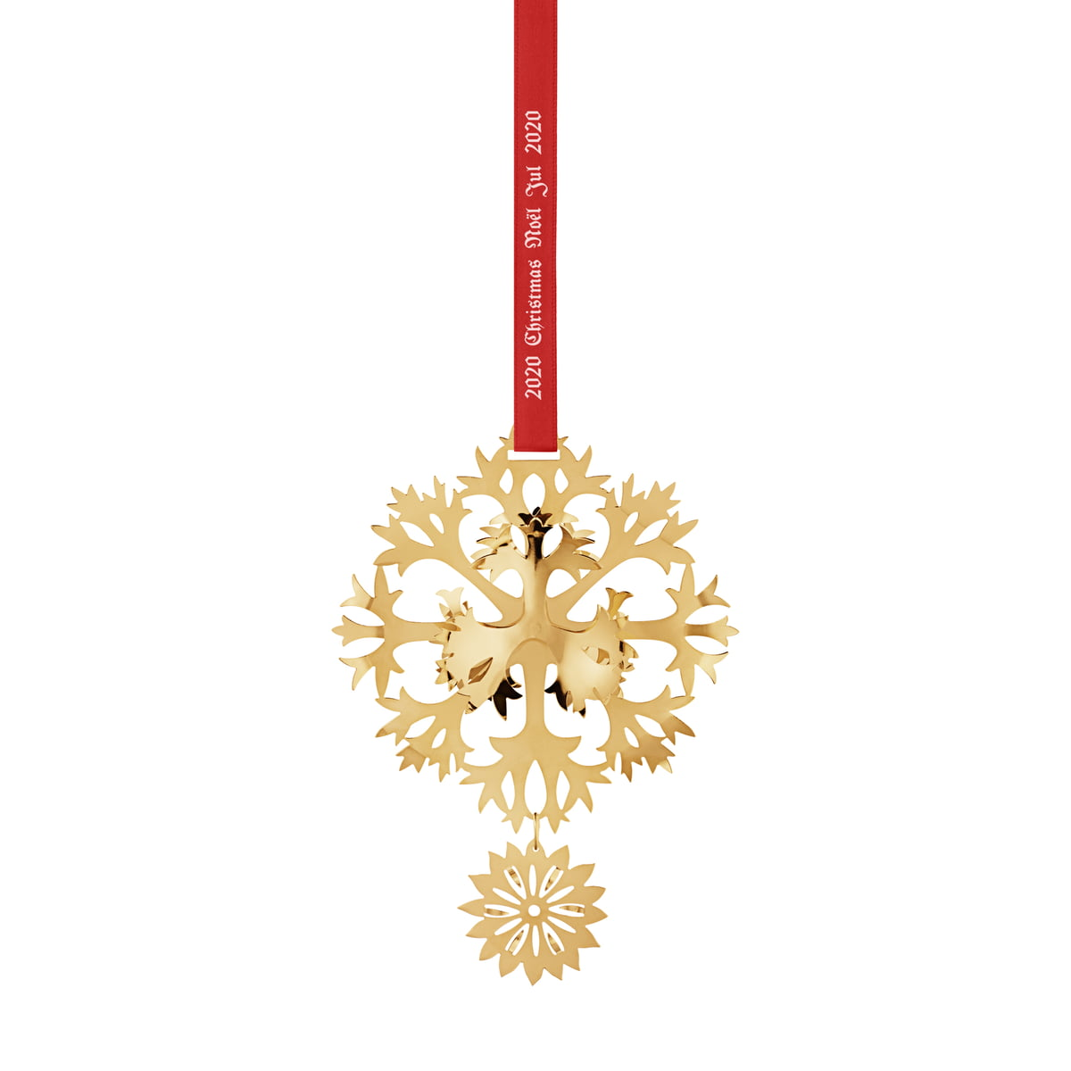 Georg Jensen Christmas Mobile 2020 Gejensen   Christmas mobile eisblume | Connox