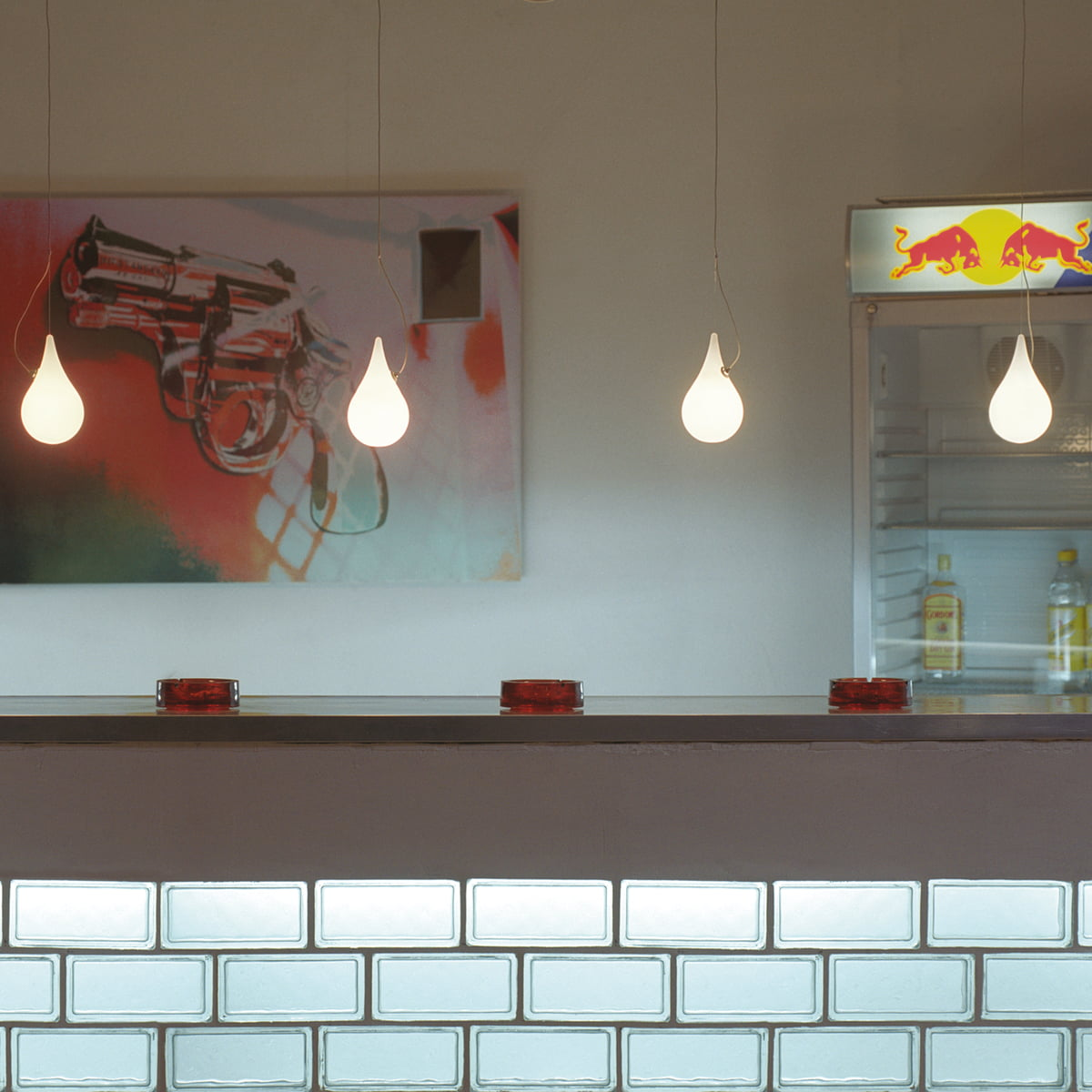 The Drop_2xs LED Pendant Lamp by Next Home