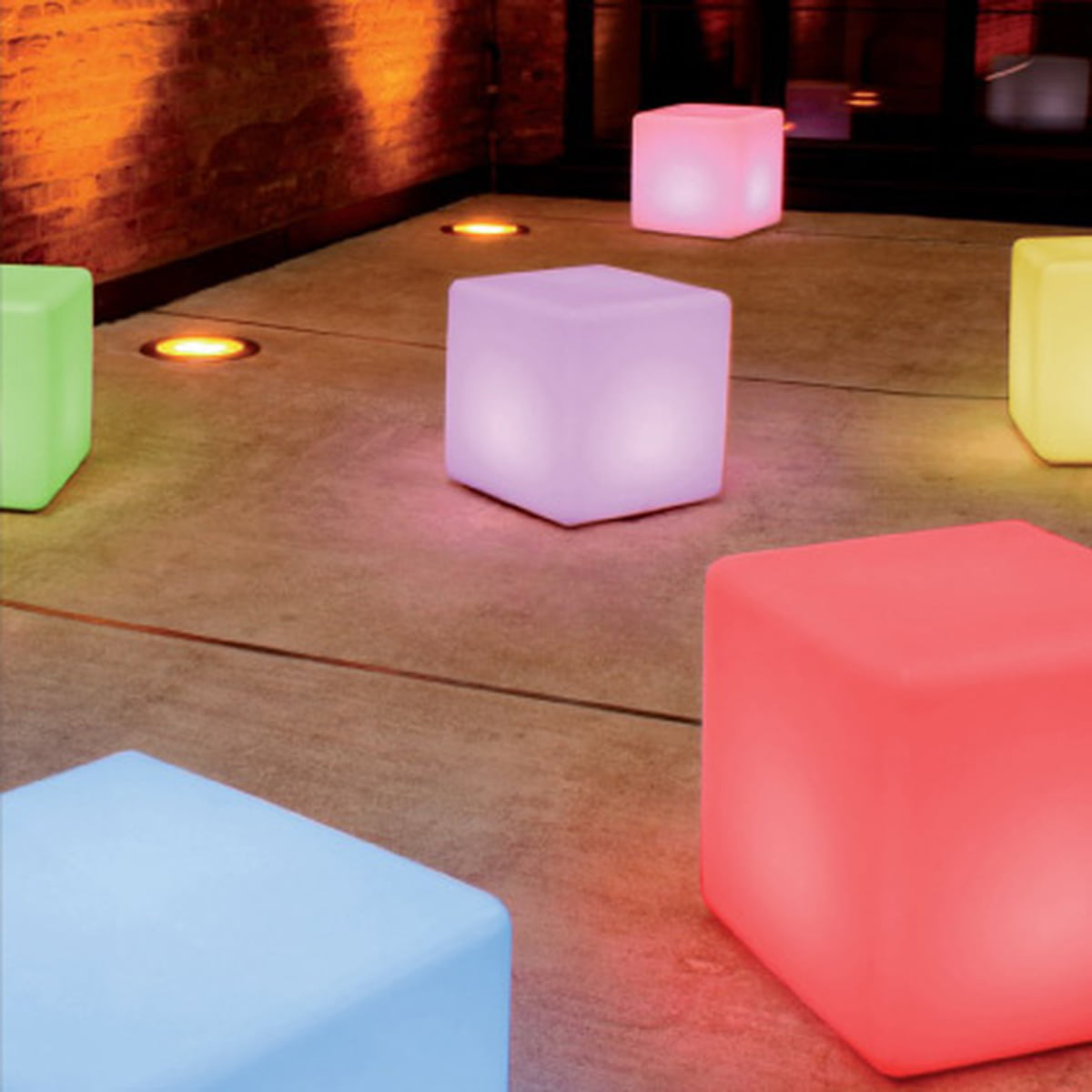 Cube Led Indoor Moree Shop