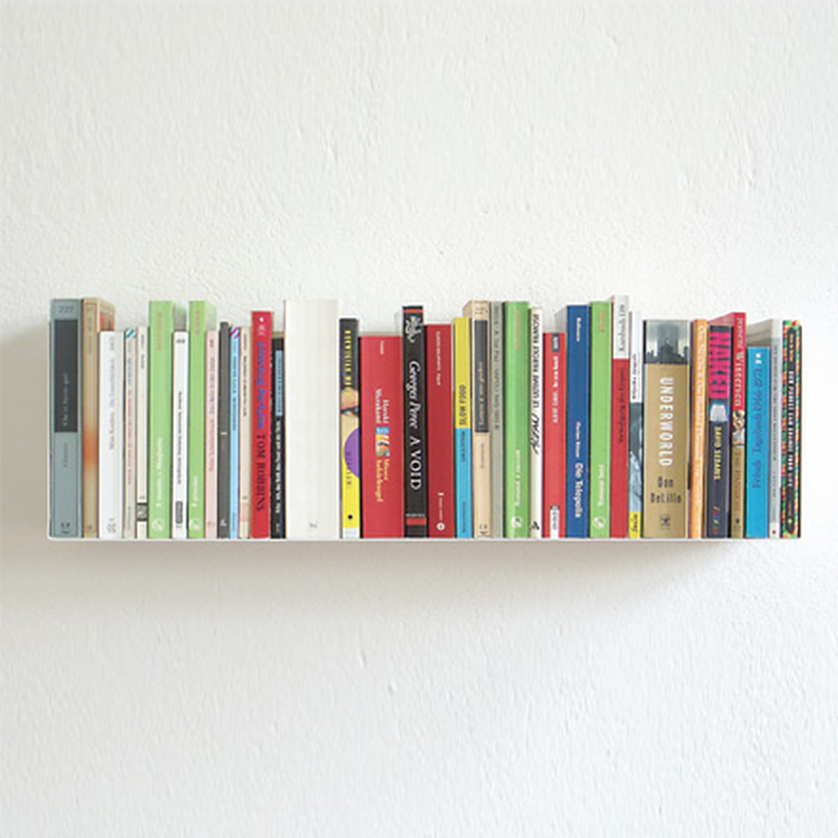 Linea1 A Book Shelf