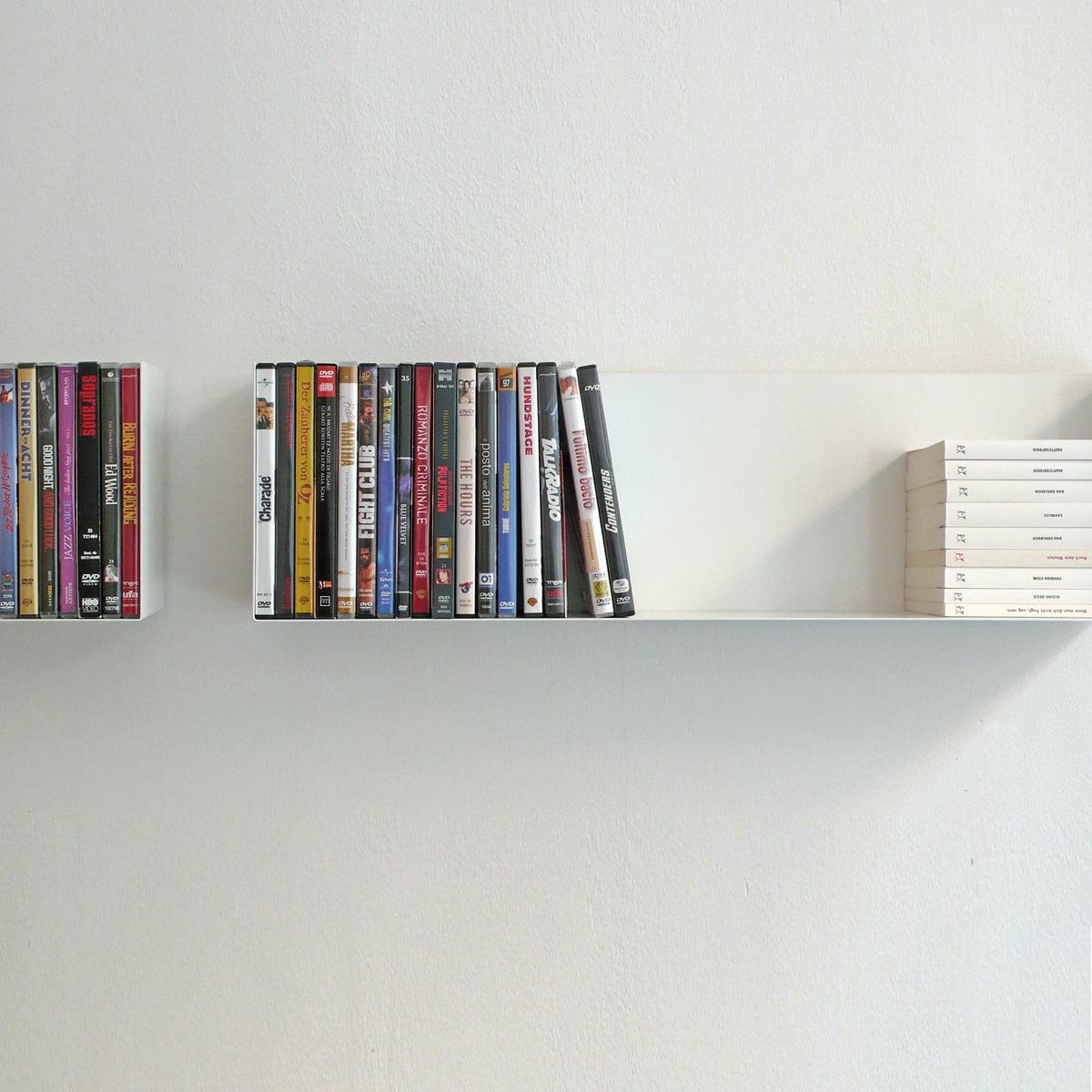A Book & DVD shelf by linea1 | Online Shop Connox - photo#29