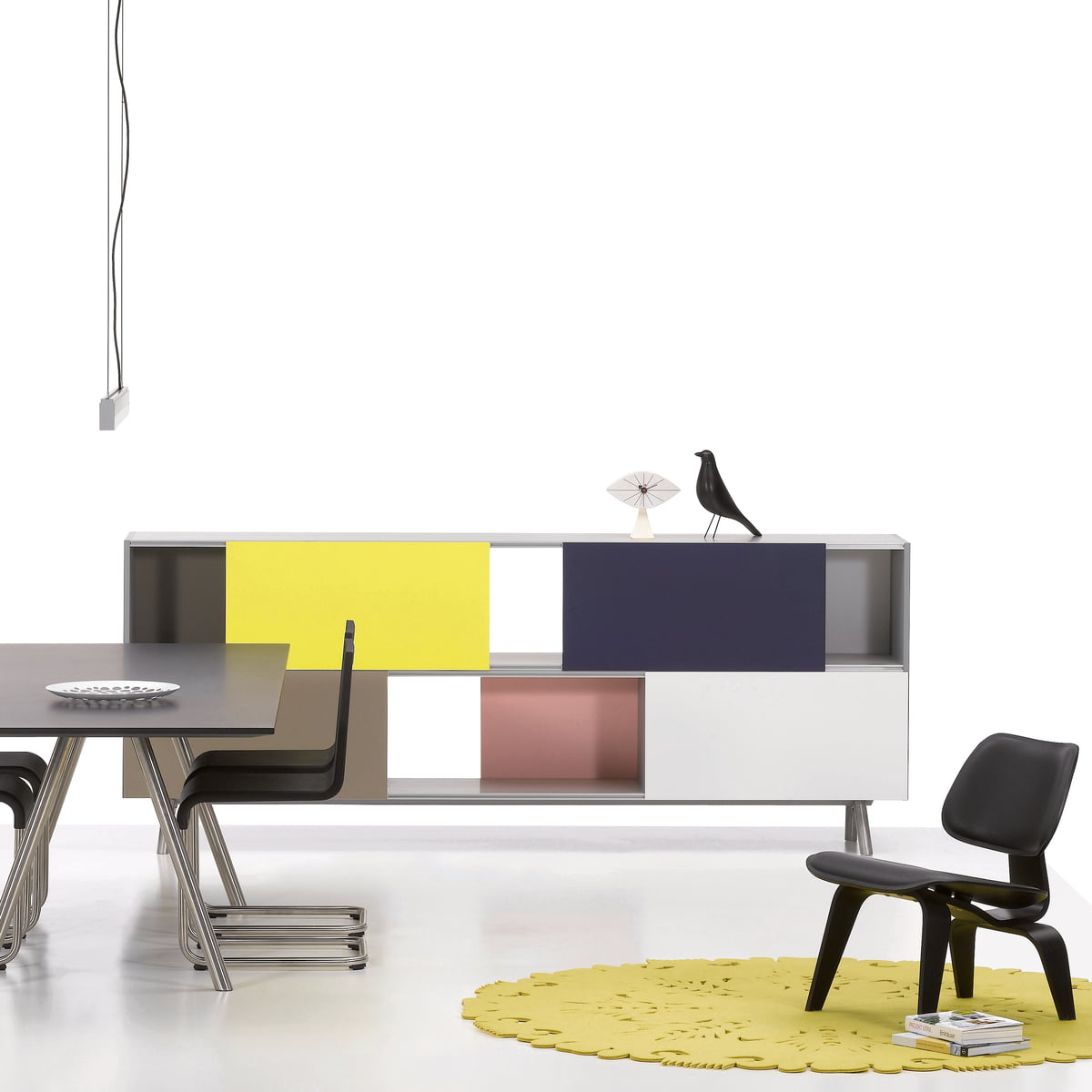 Eames House Bird by Vitra in the design shop
