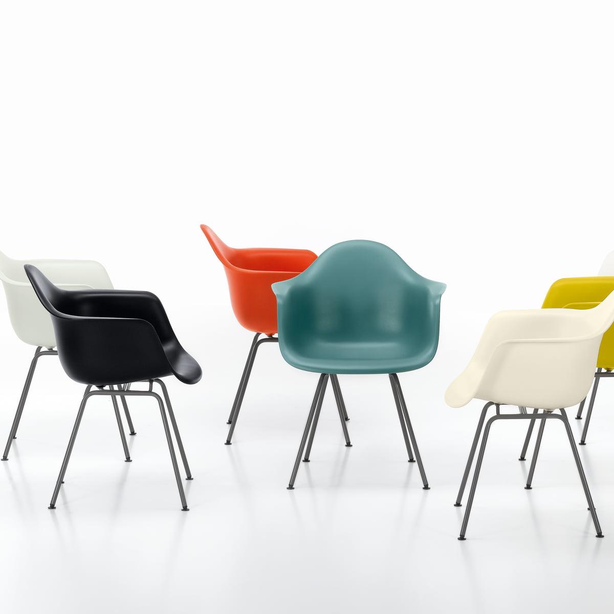 Eames Plastic Armchair   DAX. Eames Plastic Armchair DAX by Vitra