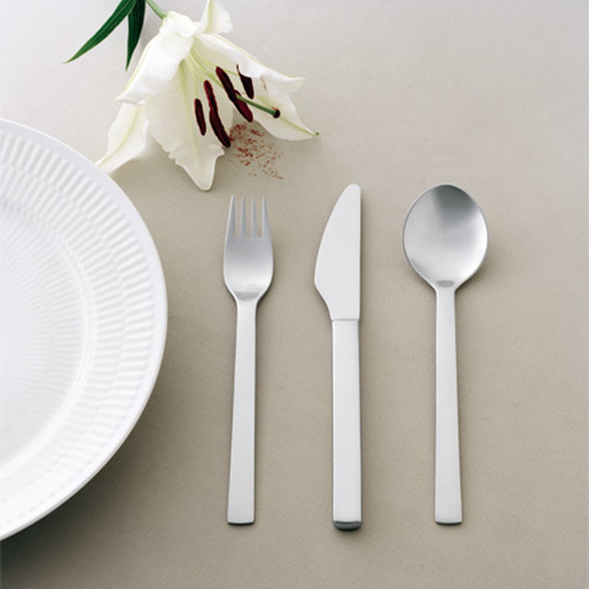 new york cutlery by georg jensen in our shop. Black Bedroom Furniture Sets. Home Design Ideas