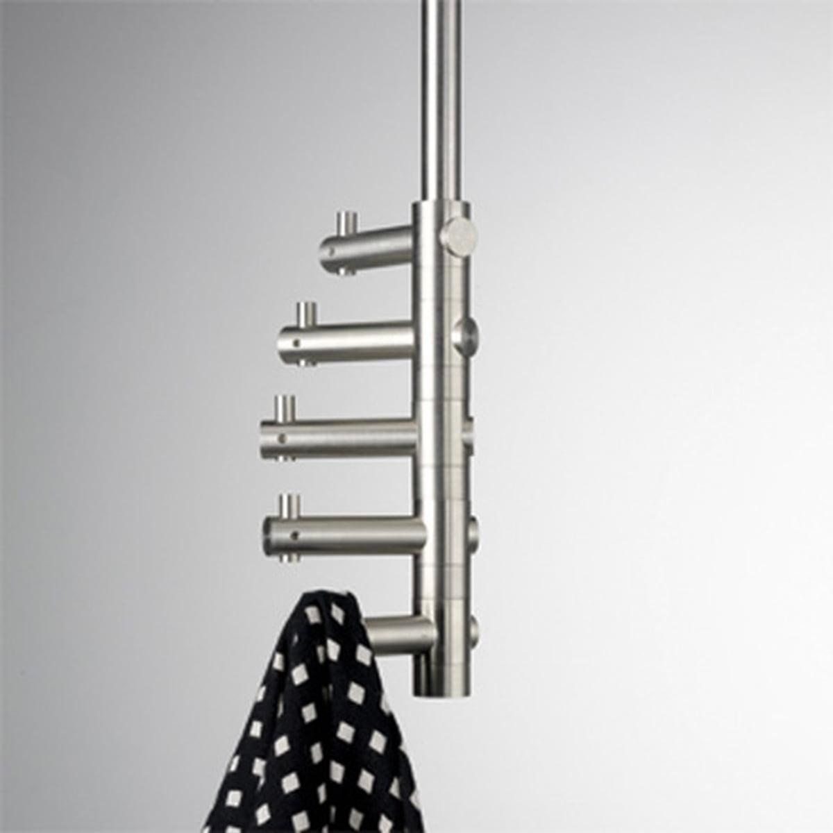 take five hanging coat rack phos shop. Black Bedroom Furniture Sets. Home Design Ideas