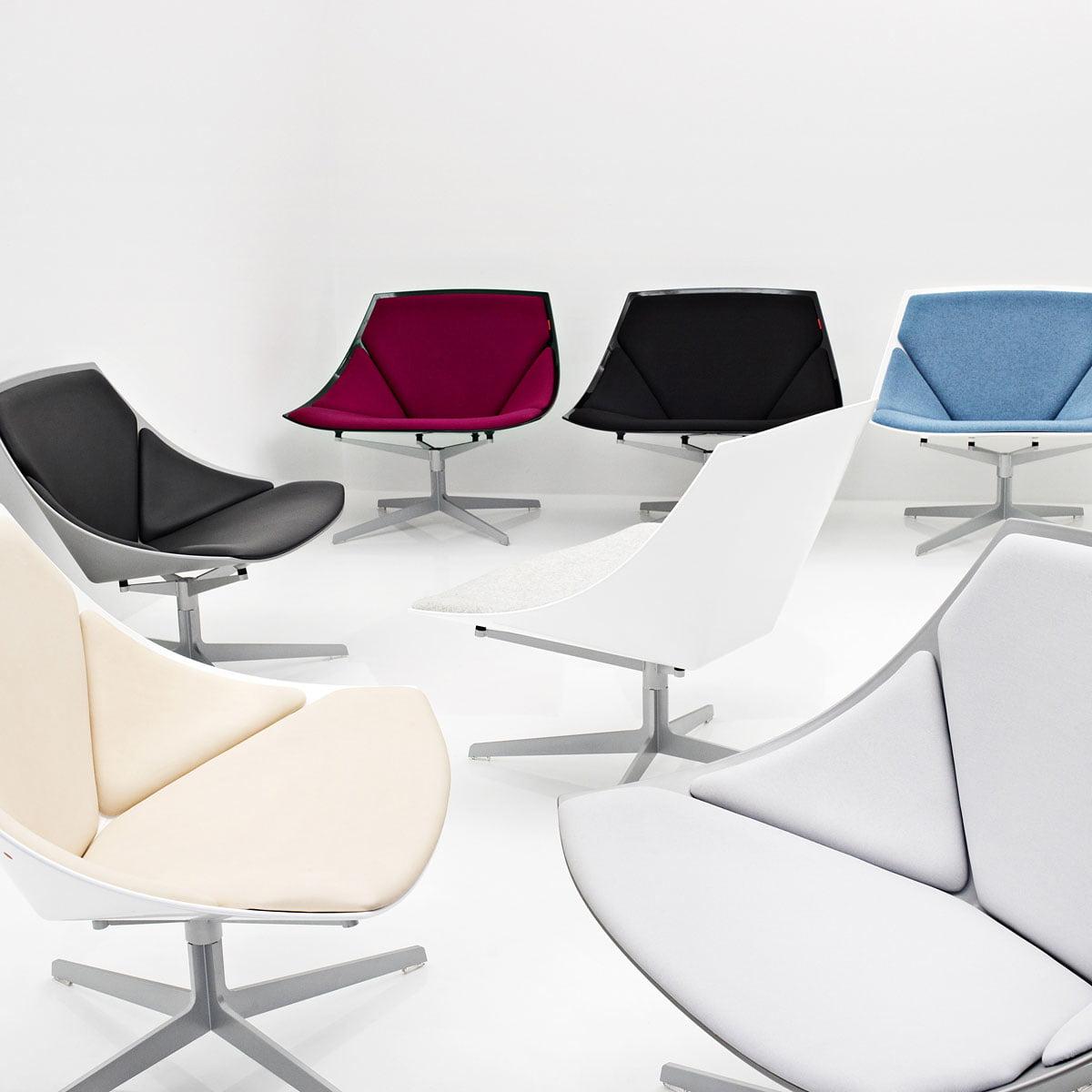 Fritz Hansen Poltrona Space : Space armchair fritz hansen shop