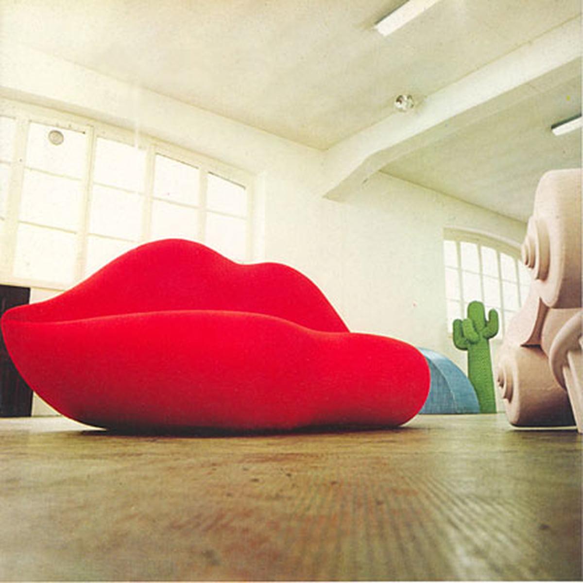 bocca by gufram in the design shop. Black Bedroom Furniture Sets. Home Design Ideas