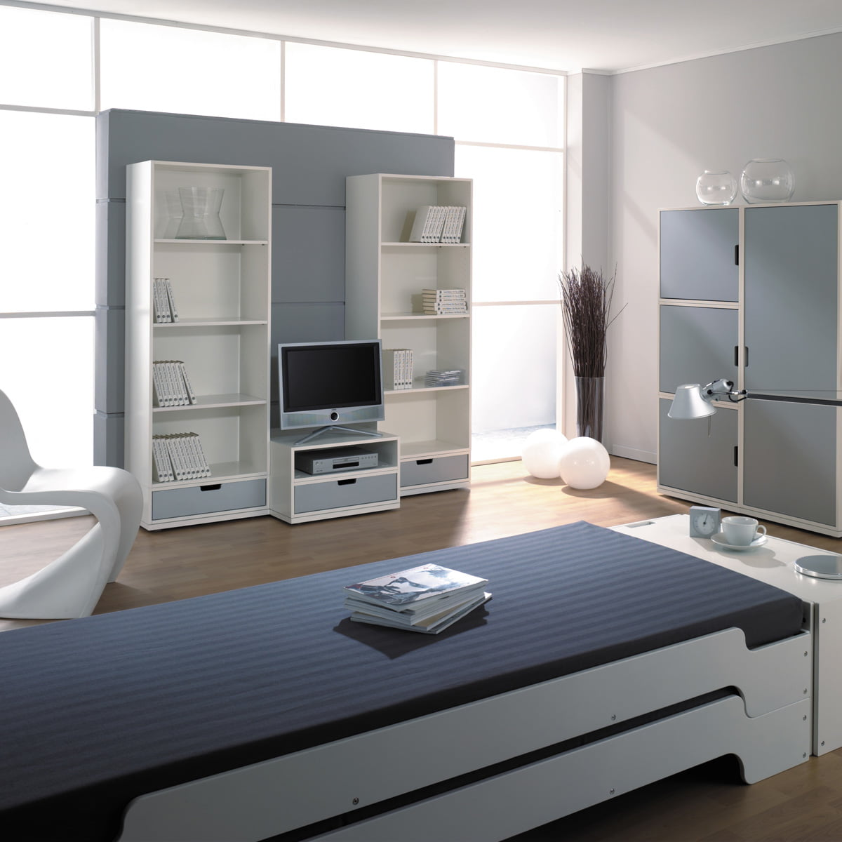 Rolf Heide Pile Couch / Modular
