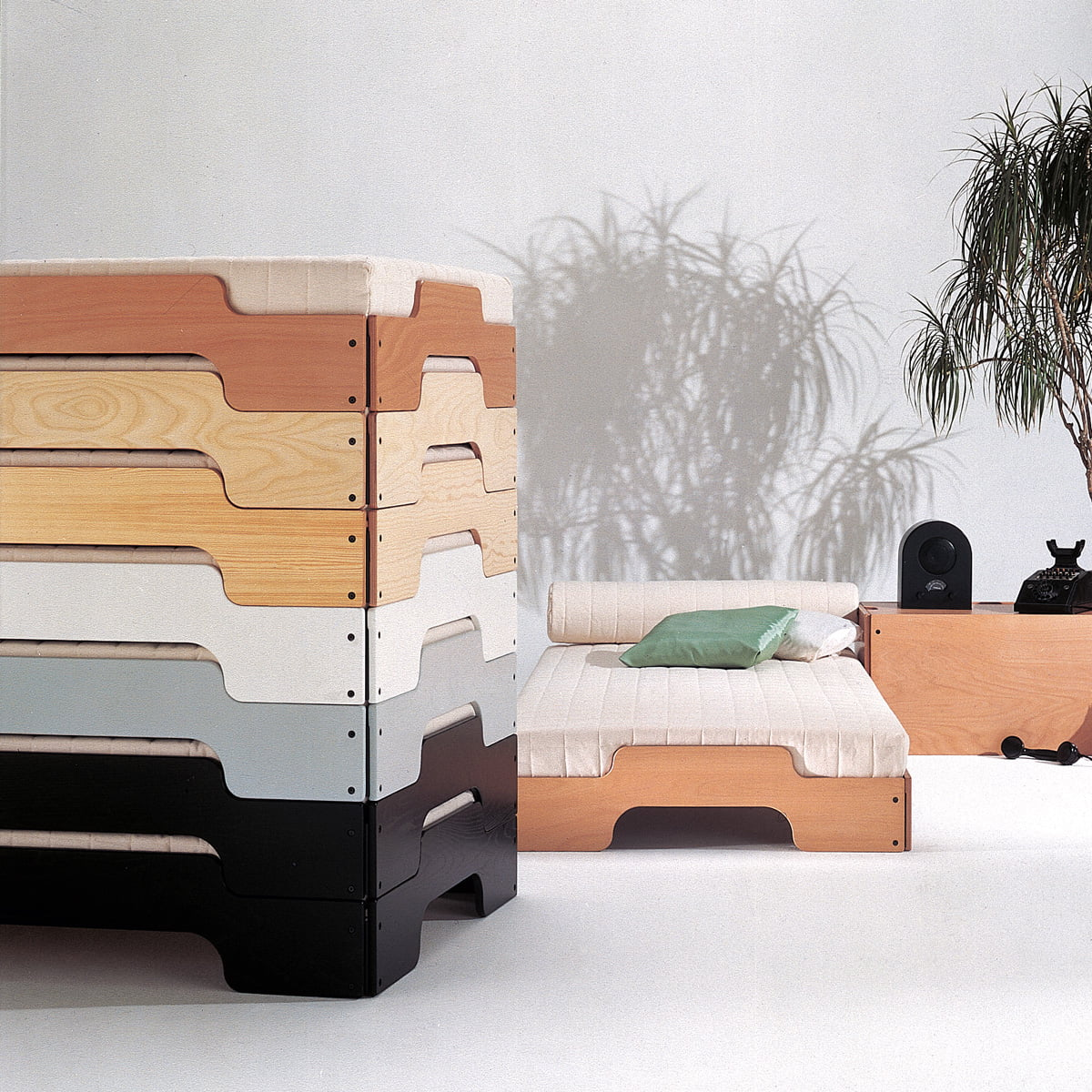 Erstaunlich Rolf Heide Stacking Bed