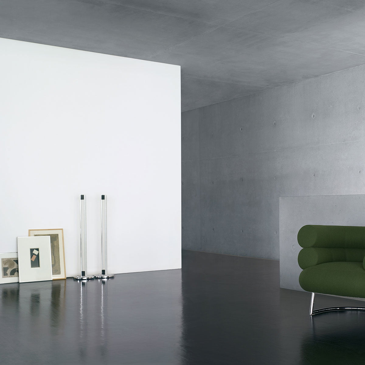 Floor lamp by classicon in the shop classicon tube light floor lamp led line lamp aloadofball Images