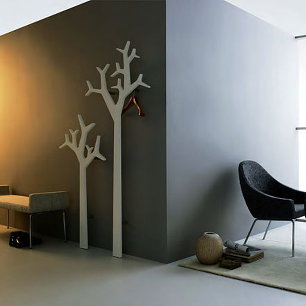 Swedese   Tree Wall Mounting Coat Stand