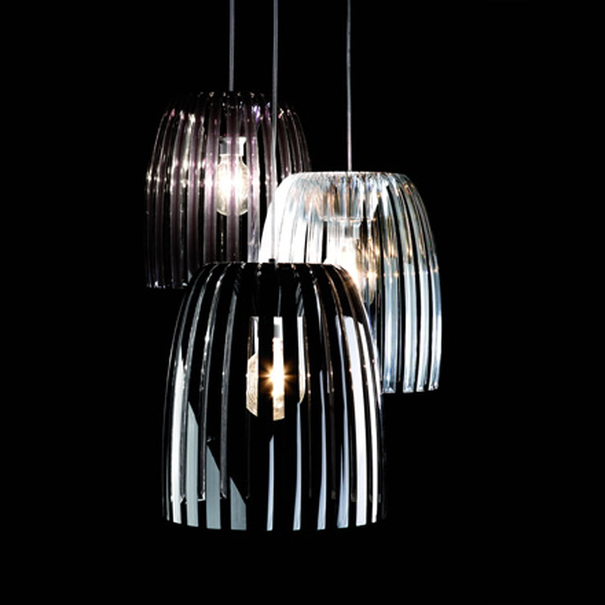 Josephine m pendant lamp koziol shop for Suspension luminaire original