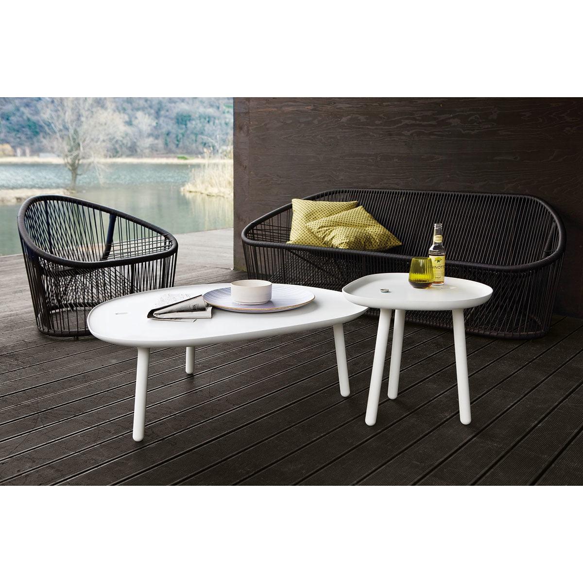 Loto side table by zanotta in the shop zanotta loto und ninfea beistelltisch greentooth Gallery
