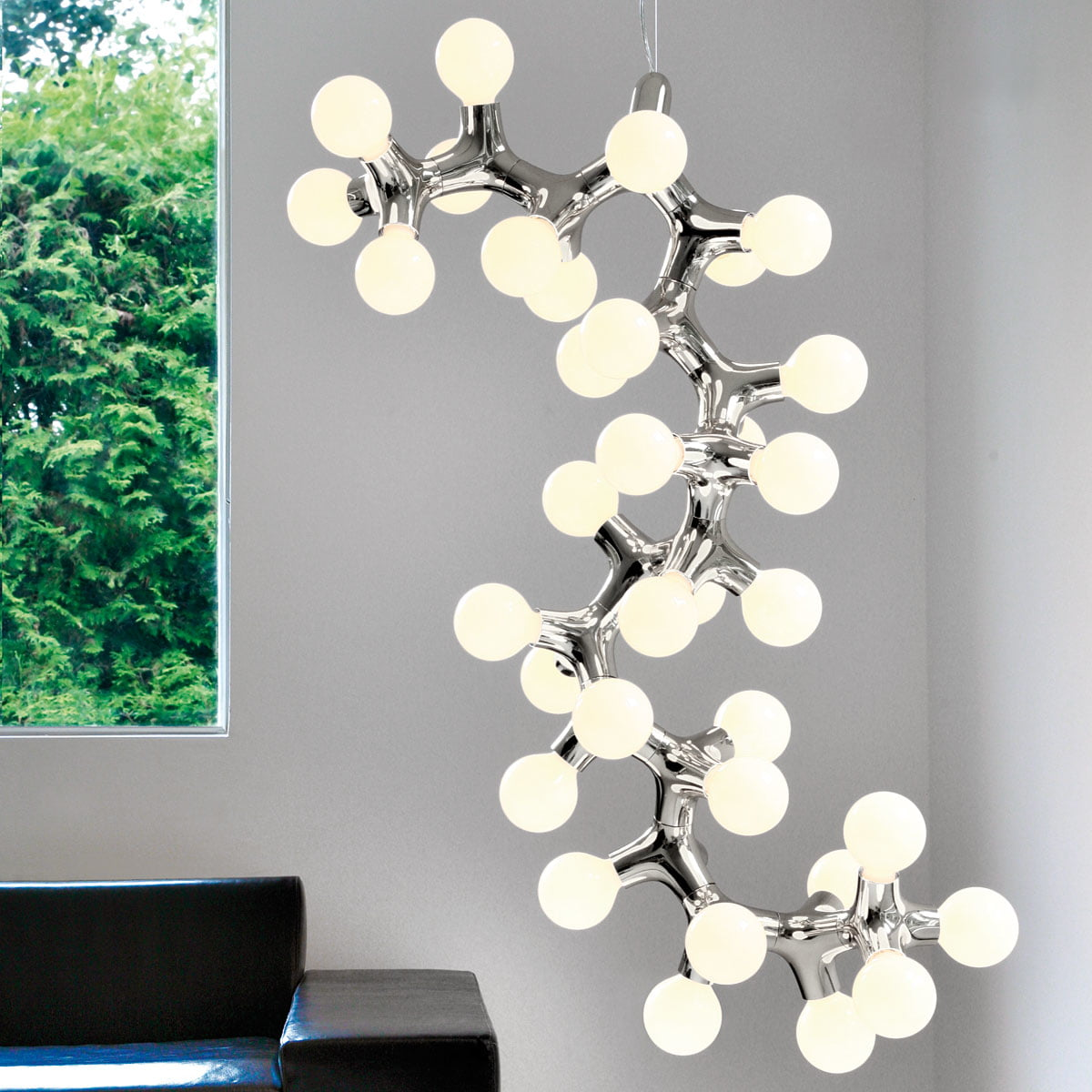 DNA Pendant Lamp By Hopf Wortmann For Next - Individual pendant lights