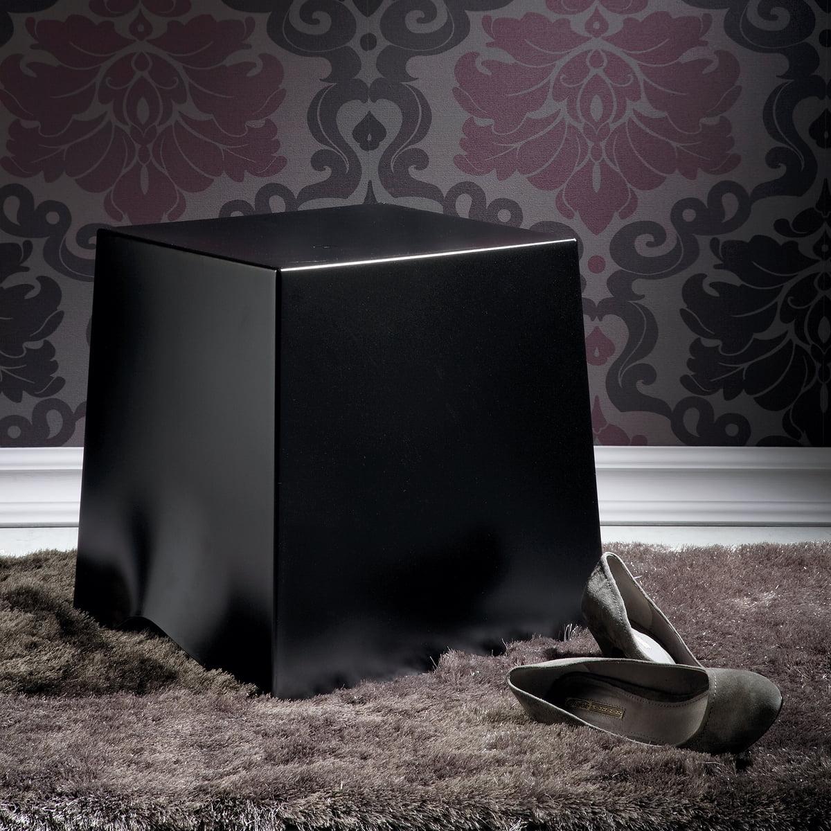 briq stool koziol shop. Black Bedroom Furniture Sets. Home Design Ideas