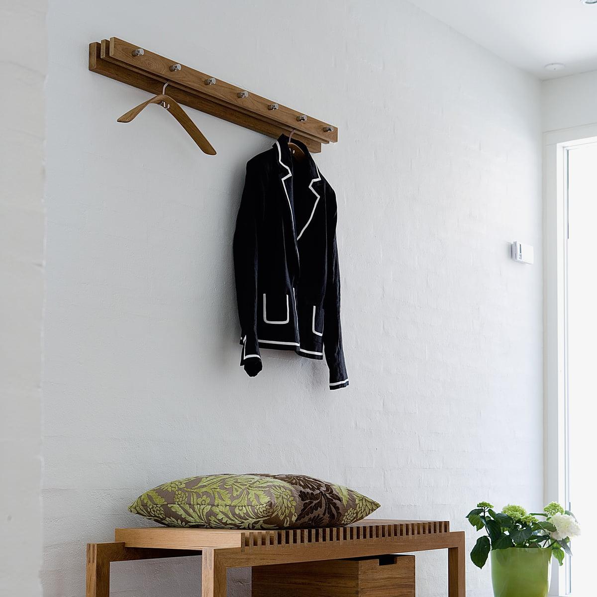 cutter coat rack by skagerak. Black Bedroom Furniture Sets. Home Design Ideas