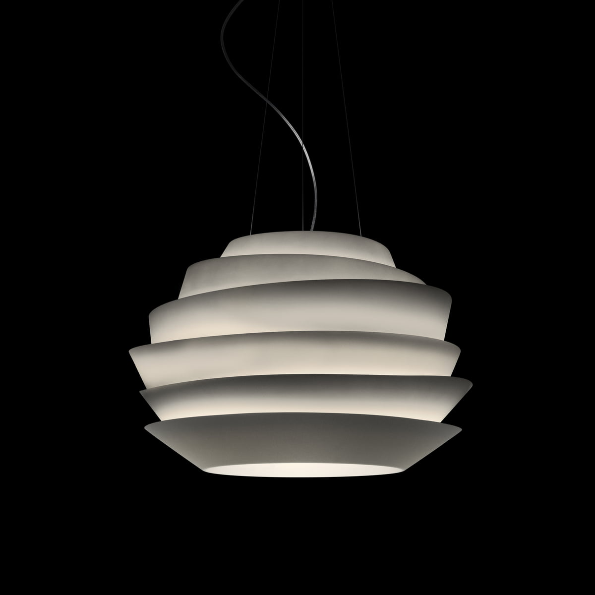 Le Soleil Suspension Lamp by Foscarini