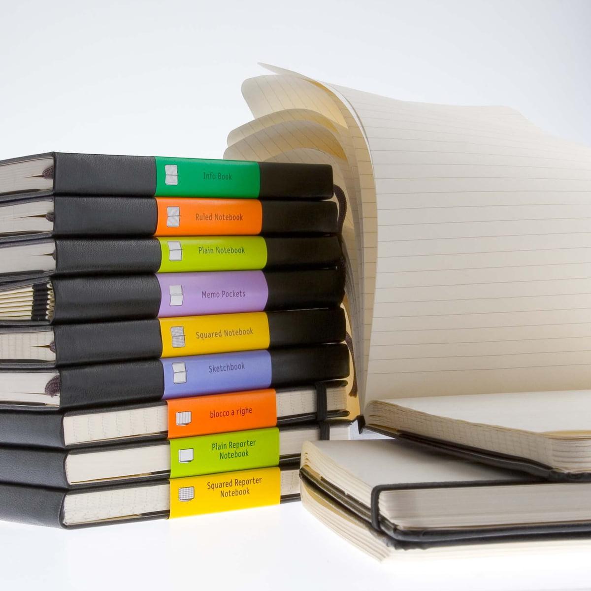 Moleskine Notebooks Pocket in the design shop