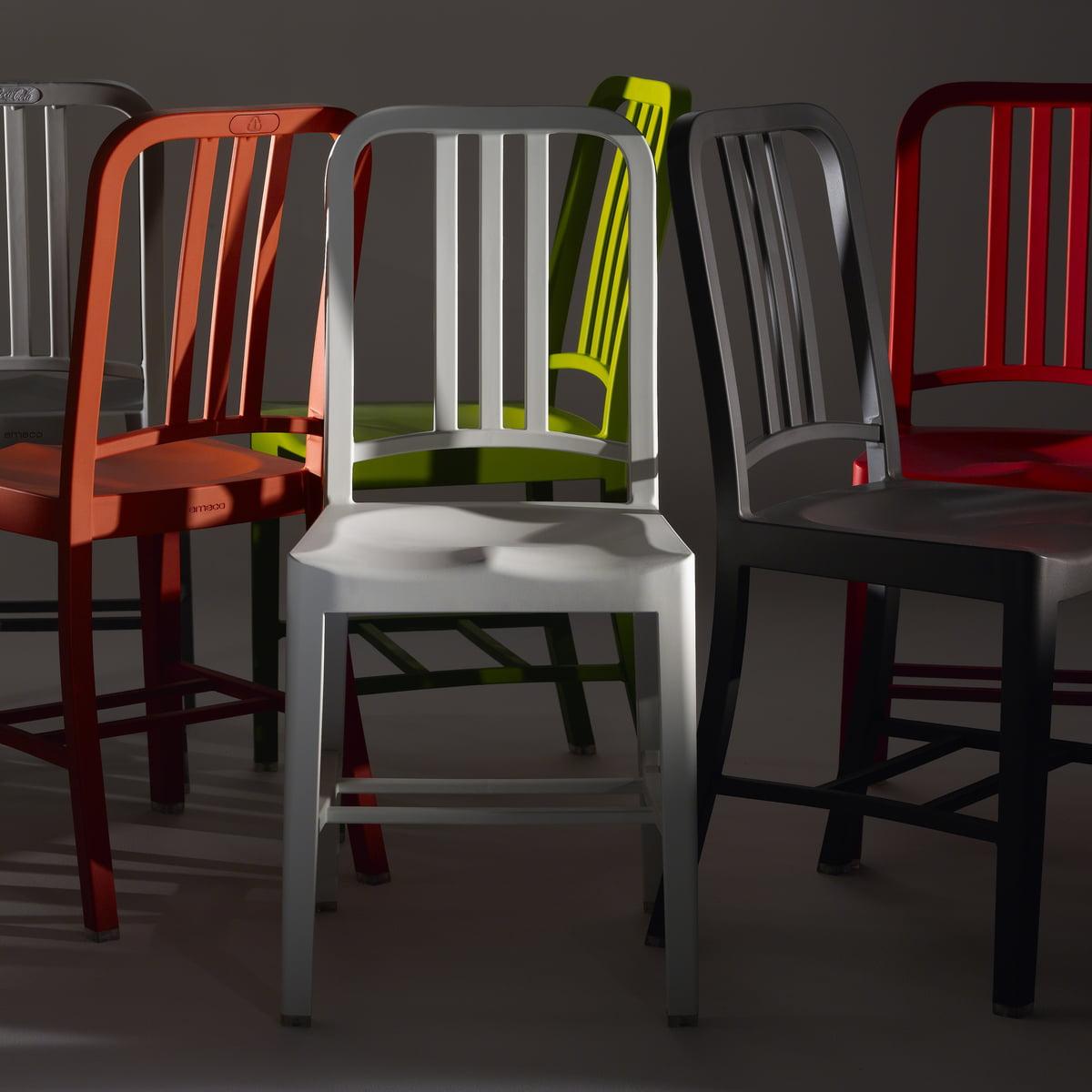 Amazing Emeco   111 Navy Coca Cola Chair